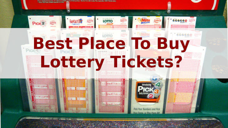 Best place to buy lottery tickets